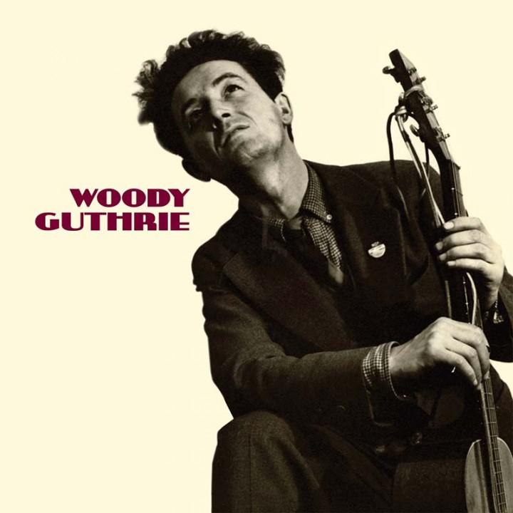 Woody Guthrie - This Machine Kills Fascists LP