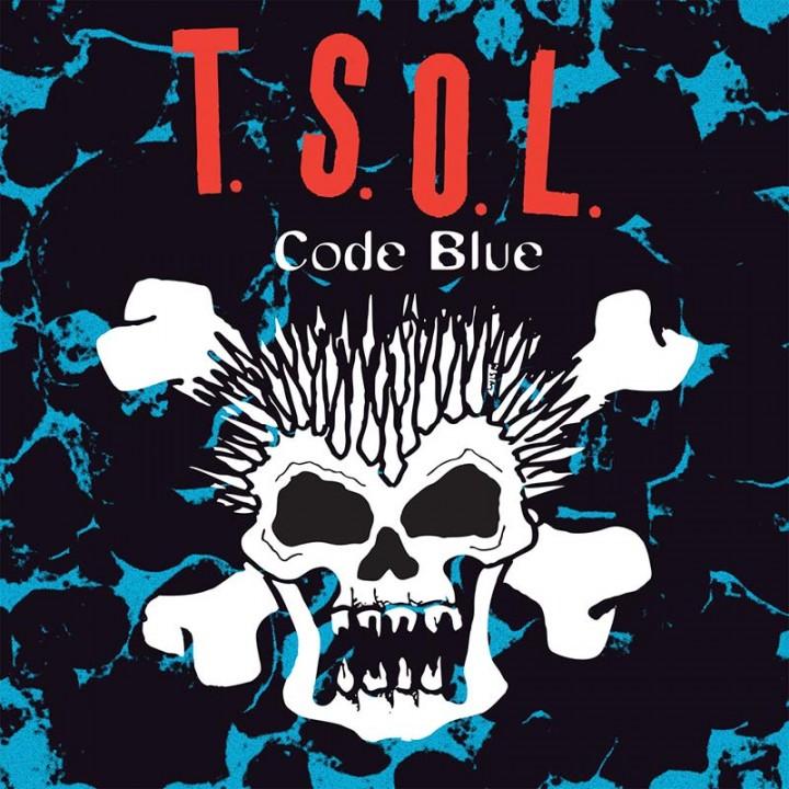 T.S.O.L. - Code Blue (LP)