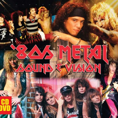 '80s Metal - Sound & Vision (2CD+DVD)