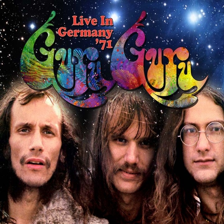 Guru Guru - Live In Germany '71