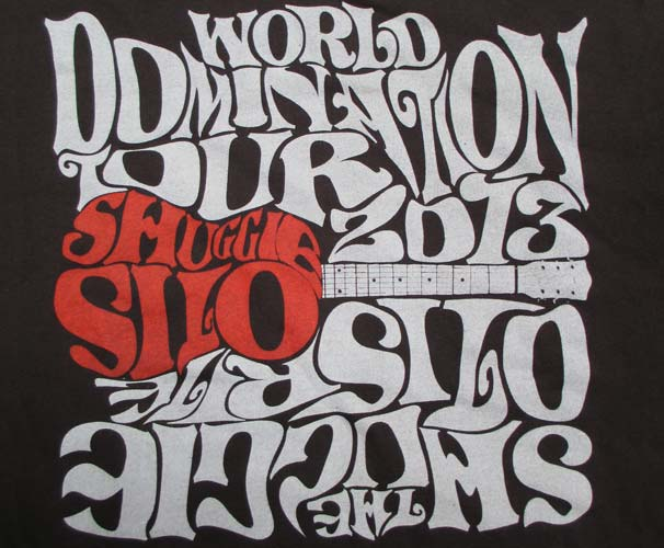 Shuggie Otis - World Domination Tour 2013 (Sweater)