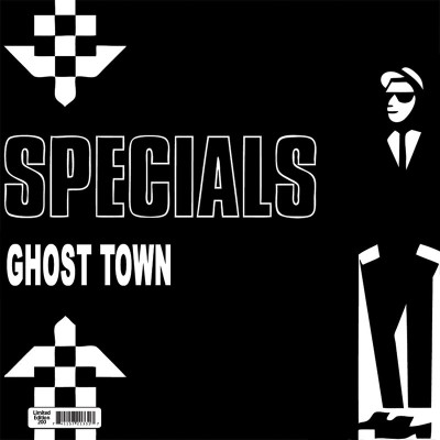 "Special limited edition 12"" vinyl from the only ska band that mattered, The Specials, featuring the all time classics ""Ghost Town,"" ""A Message To You Rudy"" and ""Gangsters"""