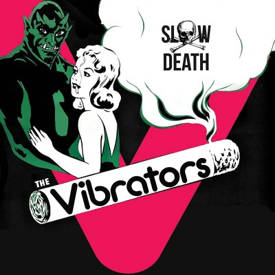 "The Vibrators - Slow Death (7"" LP)"