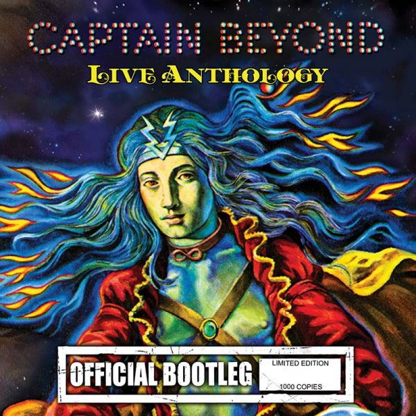 Captain Beyond - Live Anthology (2CD)