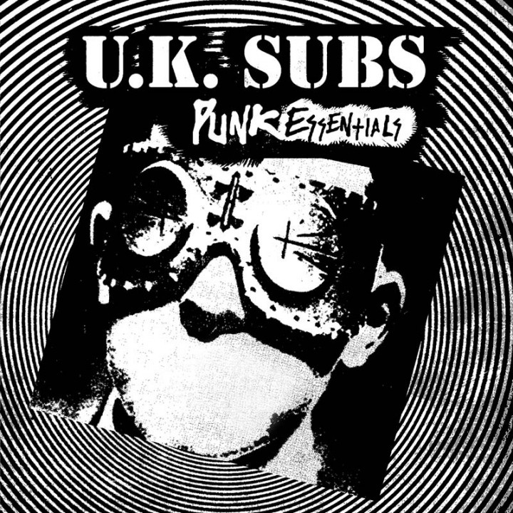 Uk Subs Punk Essentials Lp Cleopatra Records Store