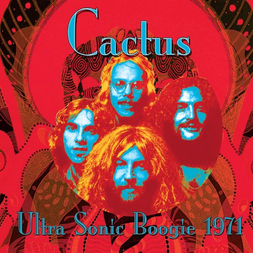 Catus - Ultra Sonic Boogie 1971