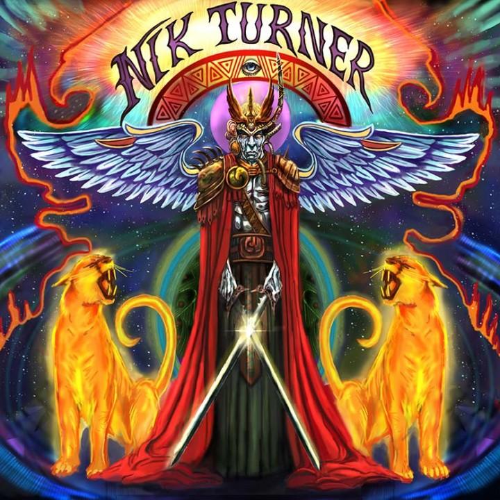 Nik Turner - Space Gypsy (2LP)