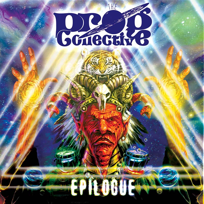 The Prog Collective - Epilogue (CD)