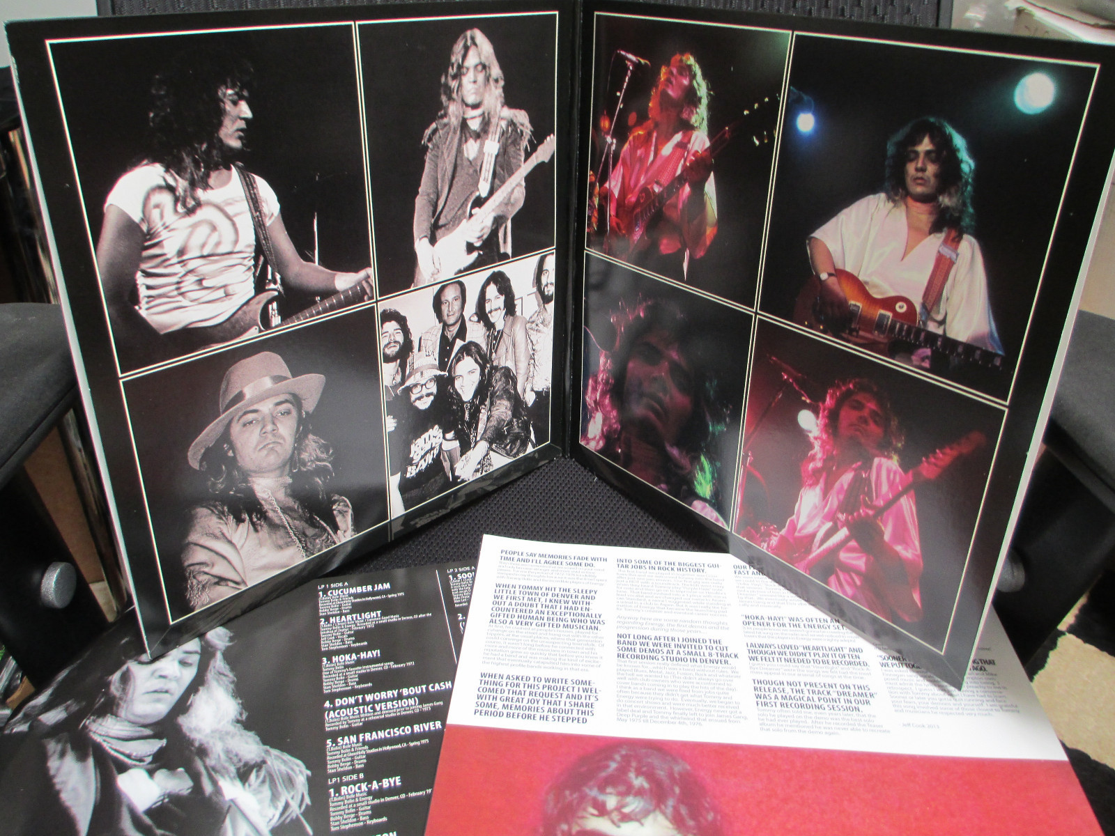 Tommy Bolin Whirlwind 2lp Cleopatra Records Store