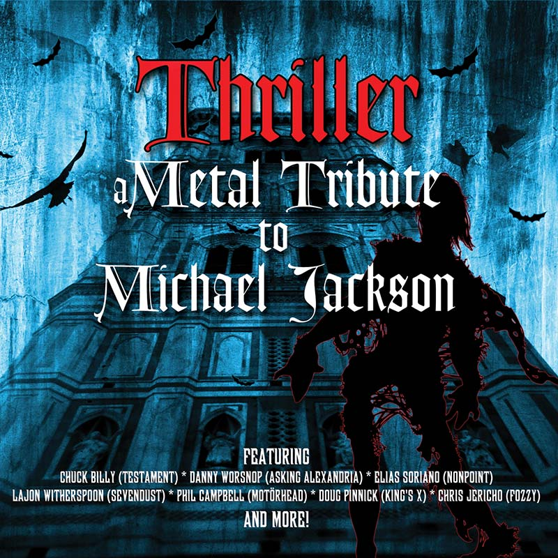Thriller - A Metal Tribute To Michael Jackson  0945