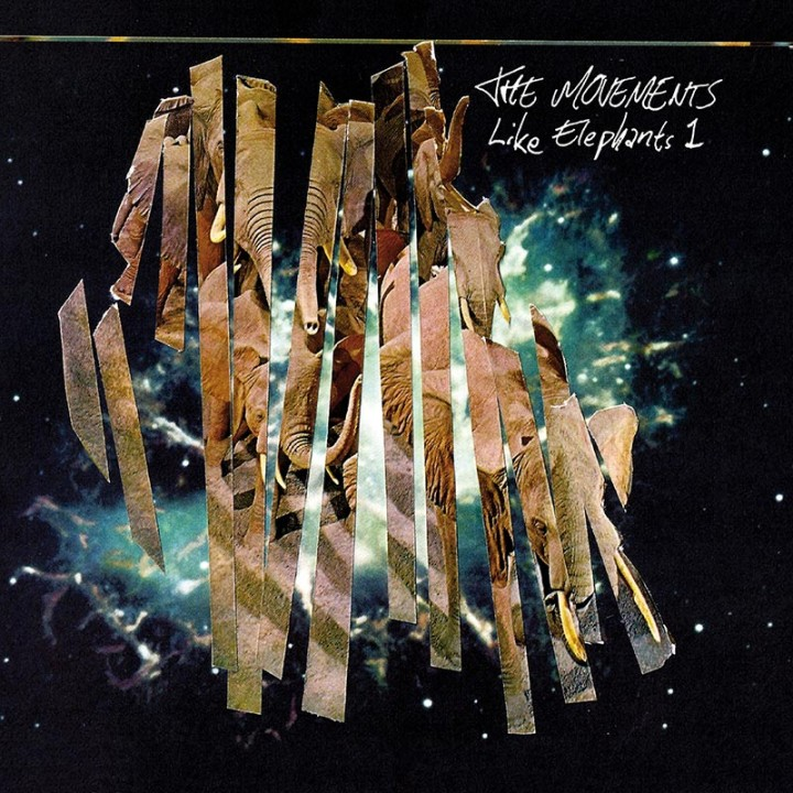 The Movements - Like Elephants 1 (CD)