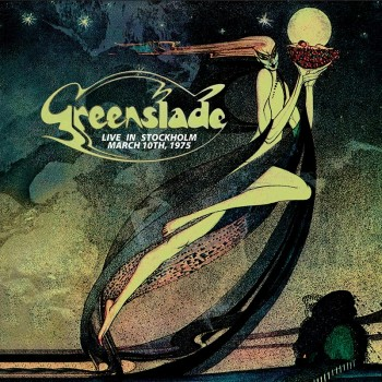 Greenslade - Live In Stockholm - March 10th, 1975 (CD)