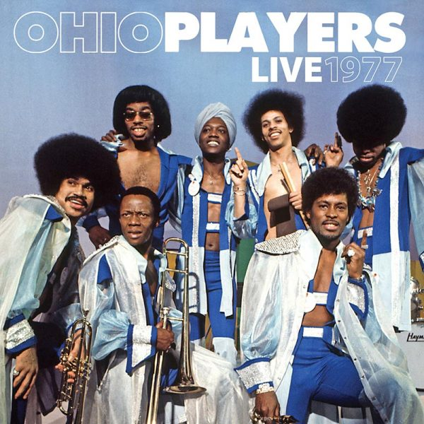 Ohio Players - Live 1977 (CD)