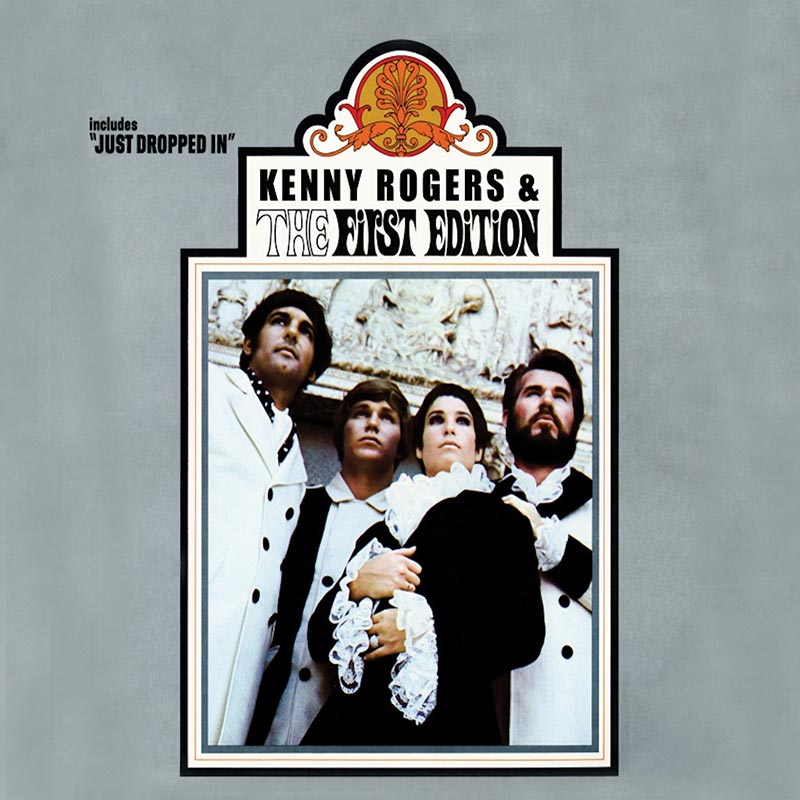 Kenny Rogers & The First Edition - The First Edition