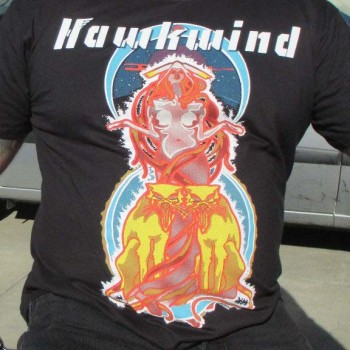 Hawkwind - Space Ritual (T-Shirt)