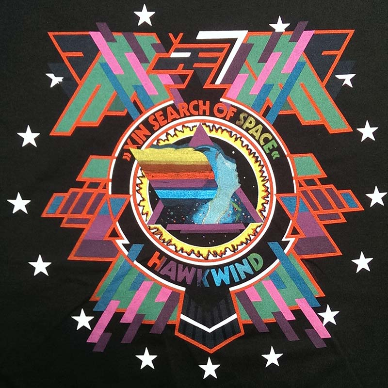 Hawkwind - In Search Of (T-Shirt / Imported)