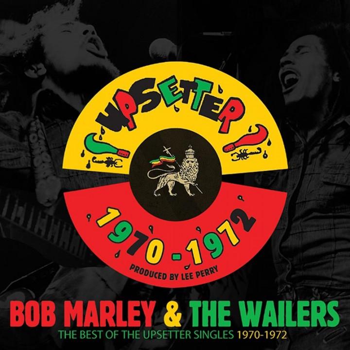 Bob Marley The Best Of The Upsetter Singles 1970 1972 7