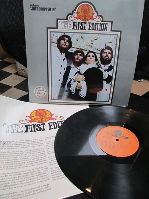 Kenny Rogers & The First Edition - The First Edition (LP ...