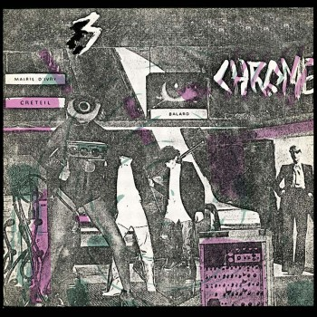 Chrome - Read Only Memory (LP)