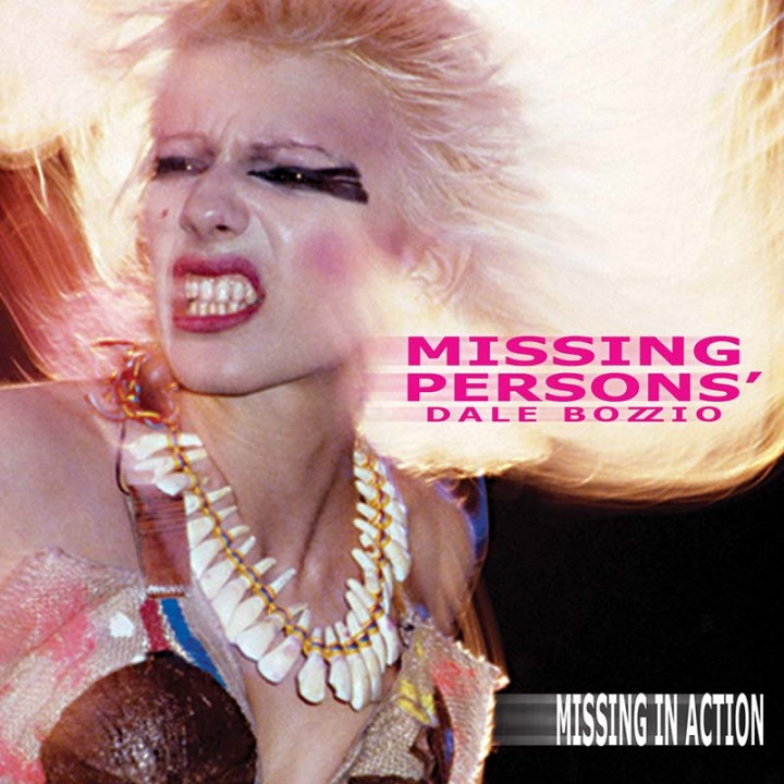 Missing Persons feat. Dale Bozzio (CD)