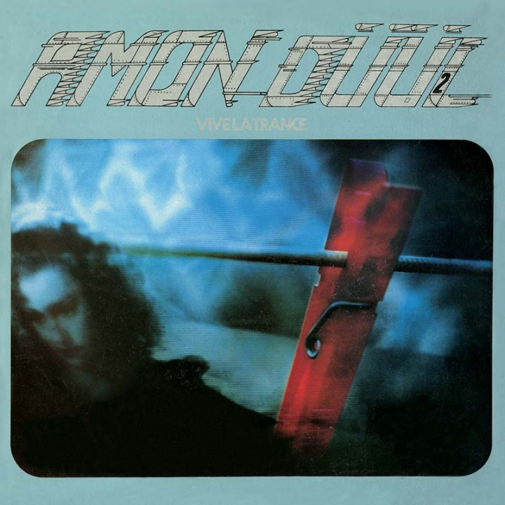Amon Düül II - Vive La Trance (LIMITED COLORED LP)