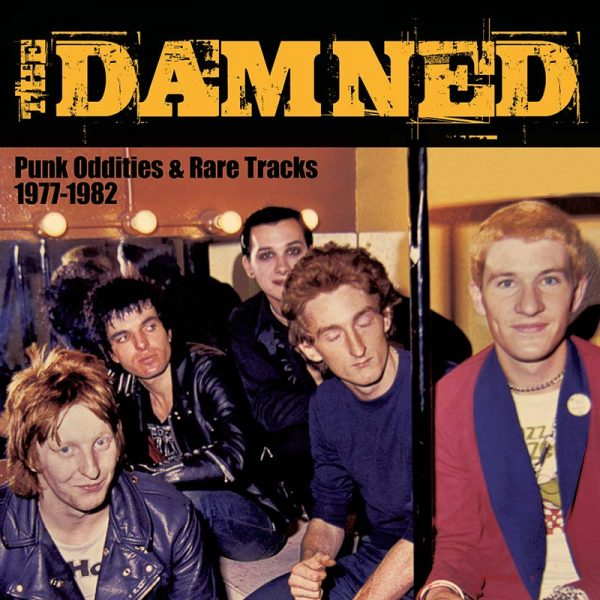 The Damned - Punk Oddities & Rare Tracks 1977-1982