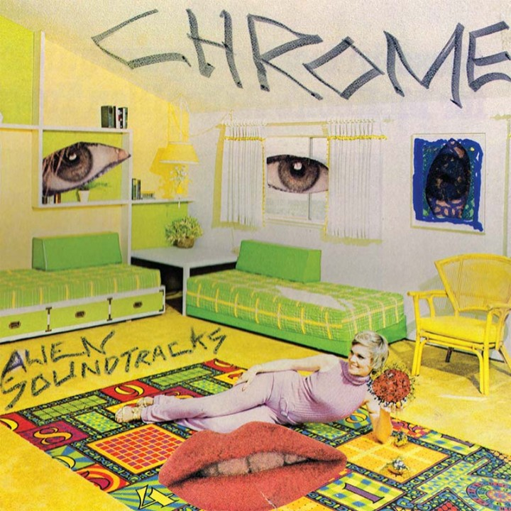Chrome - Alien Soundtracks (LP)