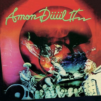 Amon Düül II - Dance Of The Lemmings (2 LP)
