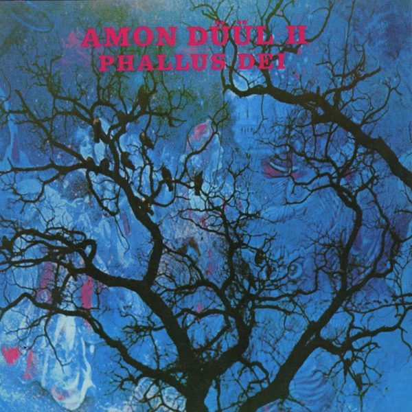 Amon Düül II - Phallus Dei (LIMITED COLORED LP)