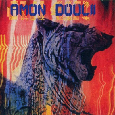 Amon Düül II - Wolf City (LIMITED COLORED LP)