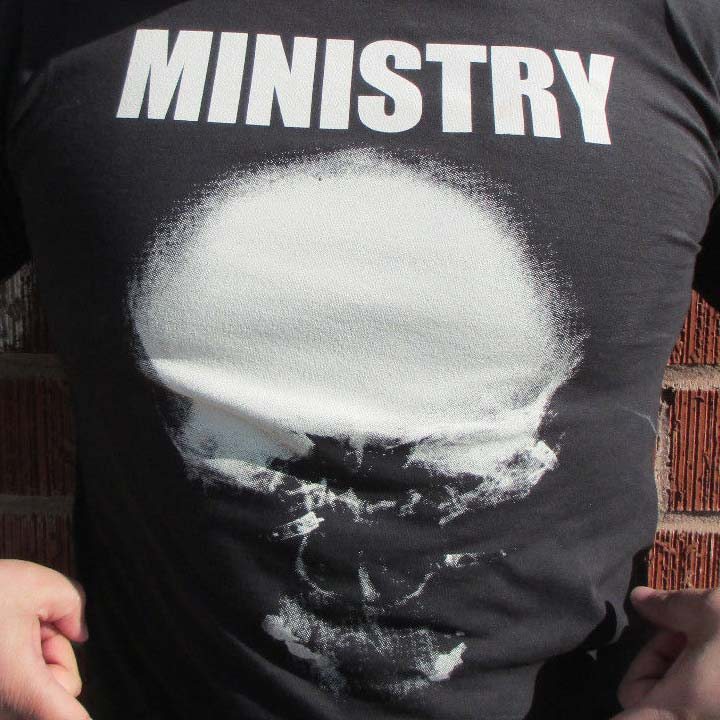 Ministry - A Mind is a Terrible Thing To Taste (T-Shirt)