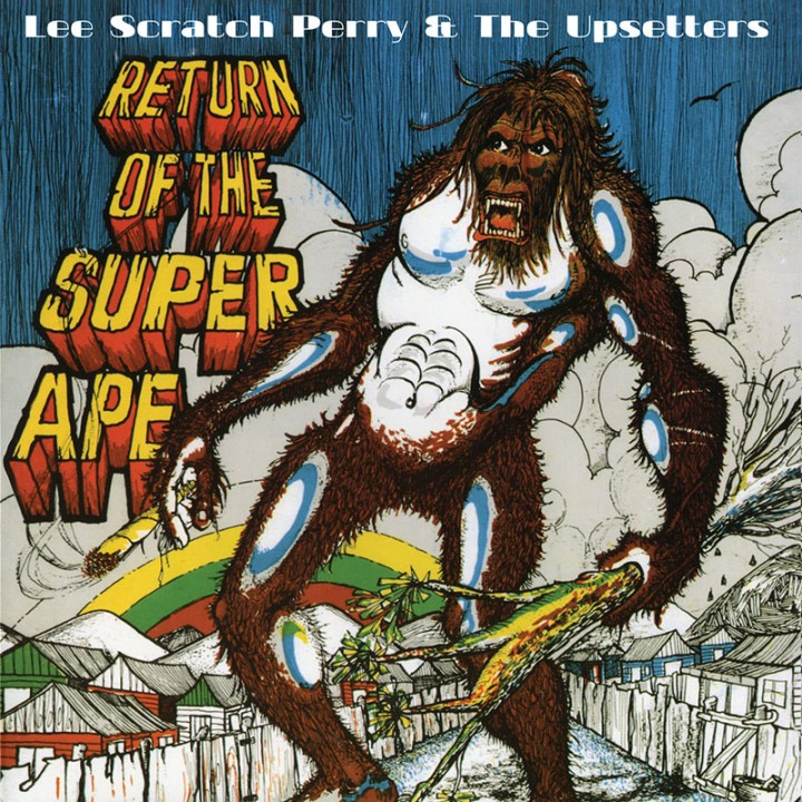 Lee Scratch Perry & The Upsetters - Return Of The Super Ape (Limited Edition Gold - LP)
