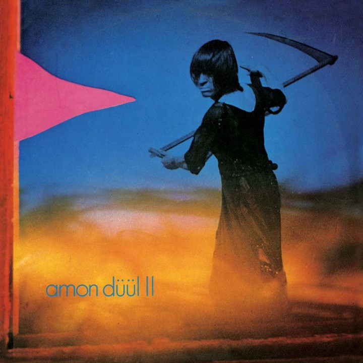 Amon Düül II - Yeti (Limited Edition Orange - LP)