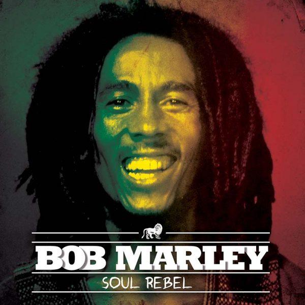 Bob Marley - Soul Rebel (Limited Edition - Starburst LP)