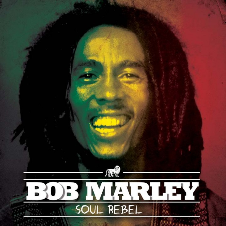 Bob Marley - Soul Rebel (Limited Edition - Starburst LP)