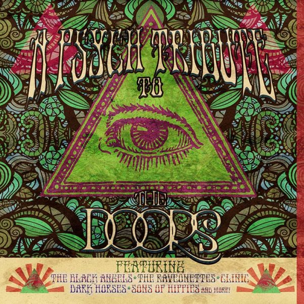 A Psych Tribute To The Doors (CD)