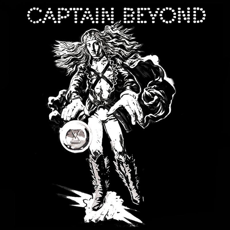captain beyond  u2013 captain beyond  limited edition clear lp