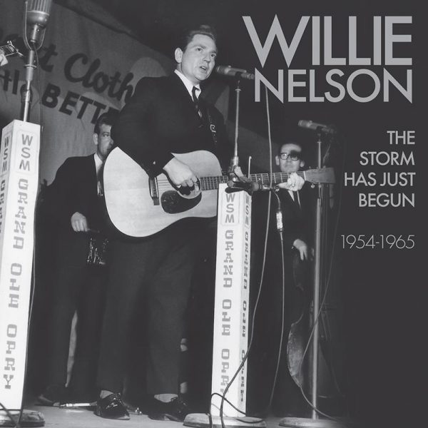 Willie Nelson - The Storm Has Just Begun (LP)