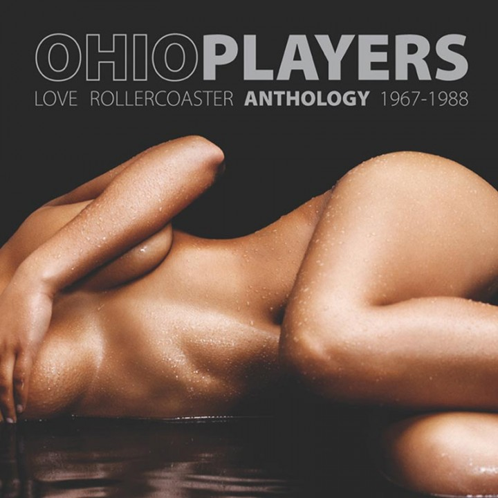 Ohio Players - Love Rollercoaster - Anthology 1967-1988 (CD)