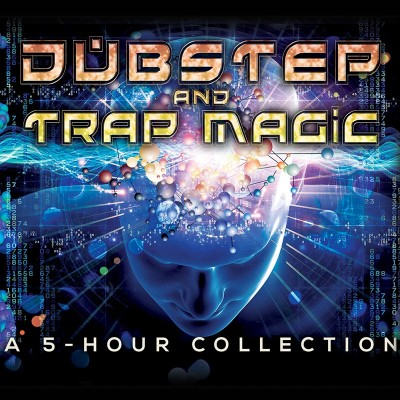 Dubstep And Trap Magic - A 5-Hour Collection (4CD Box Set)
