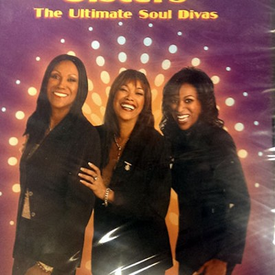 The Pointer Sisters - The Ultimate Soul Divas (DVD)