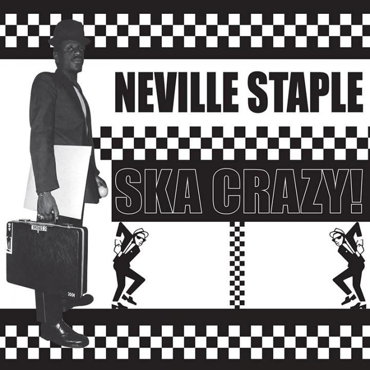 Neville Staple - Ska Crazy! (CD)