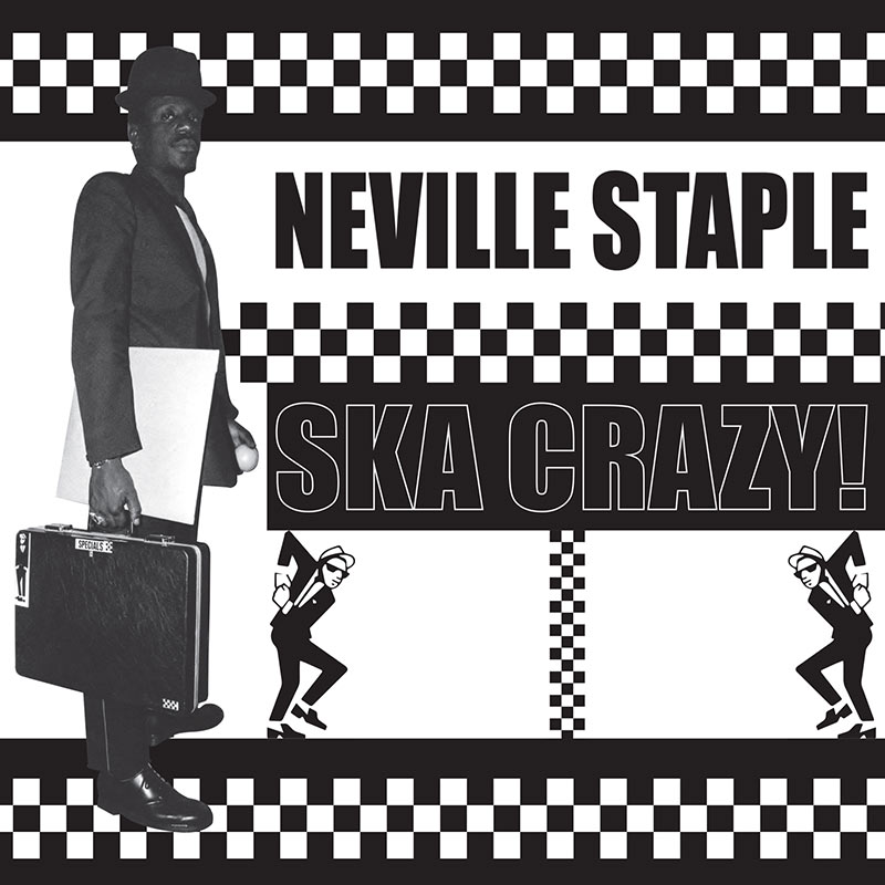 Neville Staple - Ska Crazy! (CD)