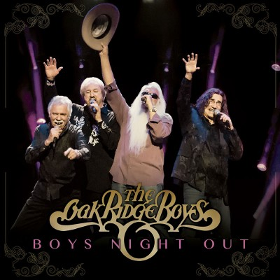 Oak Ridge Boys - Boys Night Out (CD)