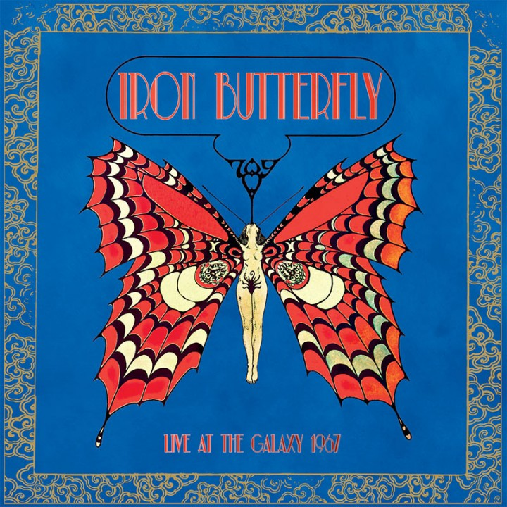 Iron Butterfly - Live At The Galaxy 1967 (CD)