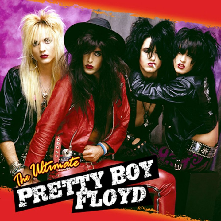 Pretty Boy Floyd - The Greatest Collection (CD)