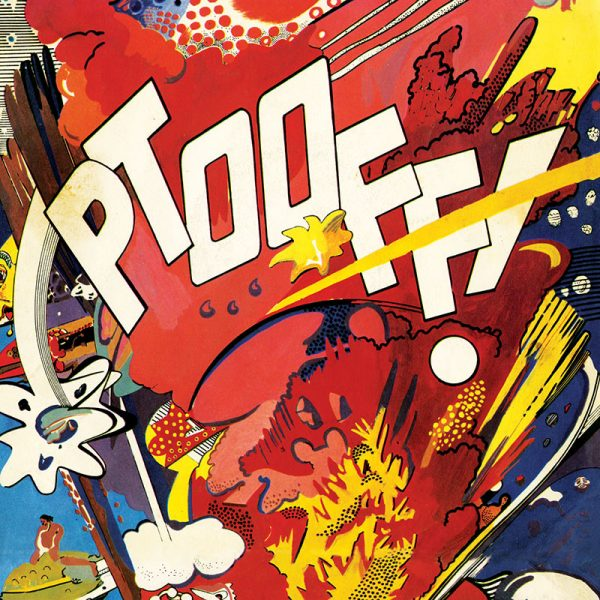 The Deviants - Ptooff! (LP)