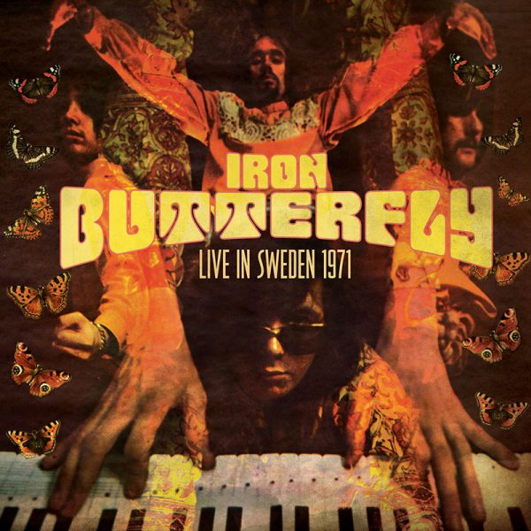Iron Butterfly - Live In Sweden 1971 (CD)