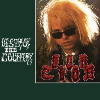 Gun Club - Destroy The Country (CD)