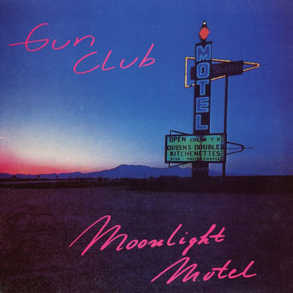 Gun Club - Moonlight Motel (CD)